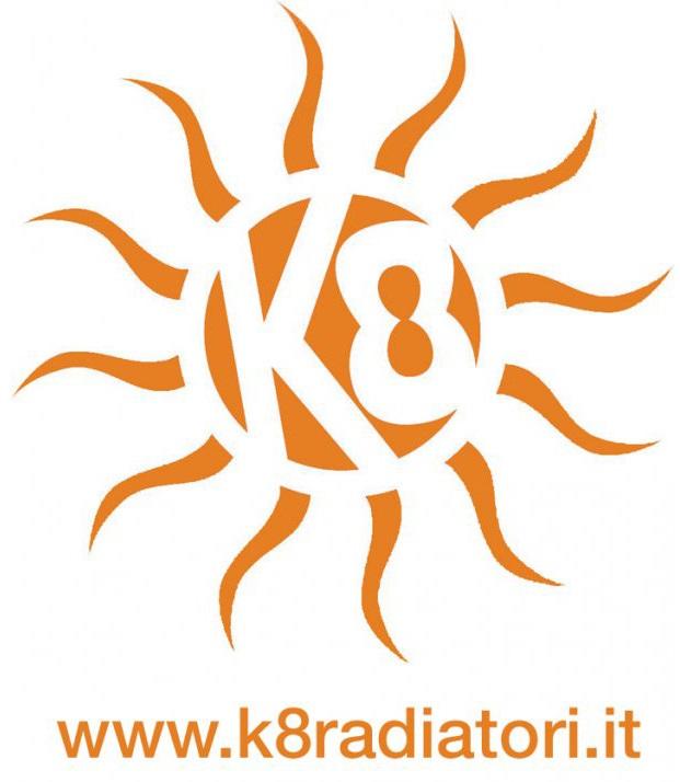 K8 Radiatori Logo