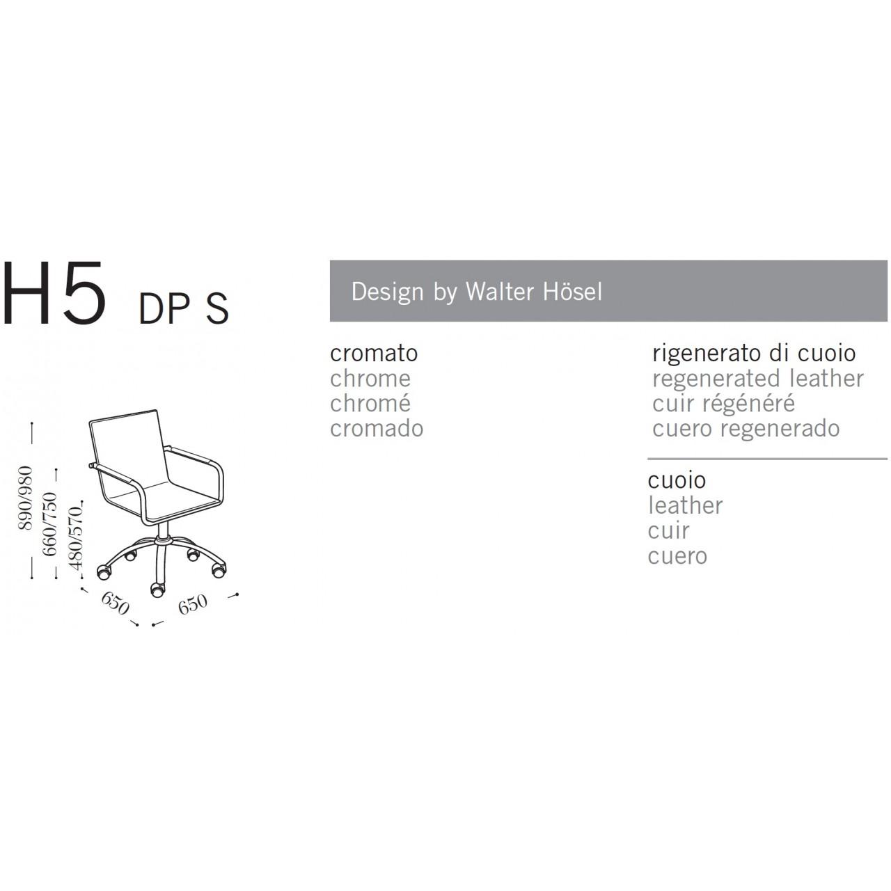 H5 DP S / DP L / DP LR