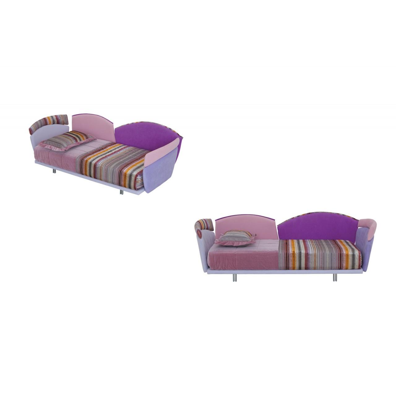 Aurora Baby Bed