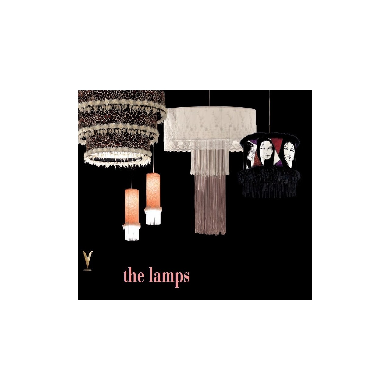 Chic Hanging Lamps