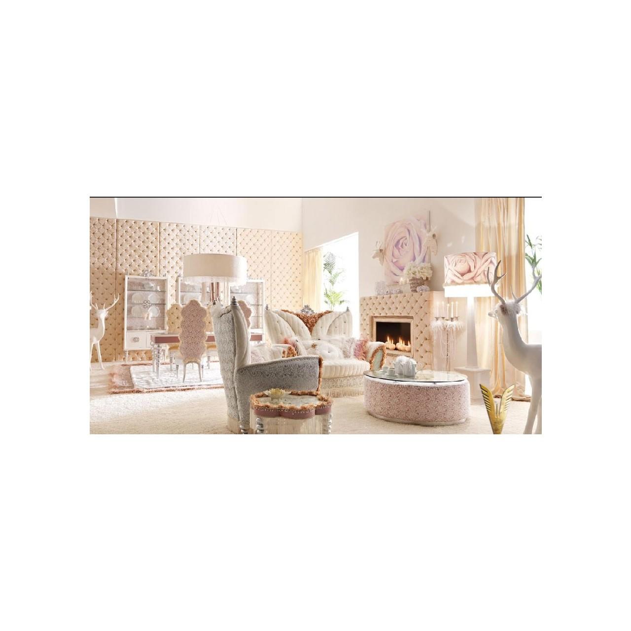 Chic Decorative Fireplace CG32