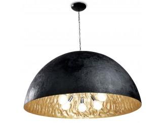 MAGMA-G Black pendant lamp