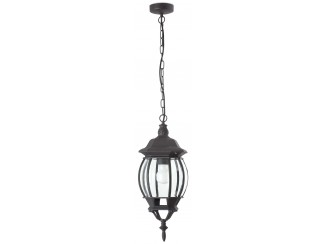 CADIZ Black pendant lamp