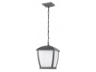 WILMA Dark grey pendant lamp