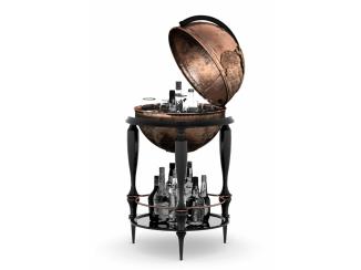 Coolors EQUATOR Globe bar