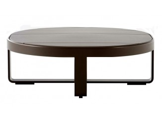 Flat Low Table Round C