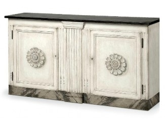 SANGALLO SIDEBOARD&HUTCH
