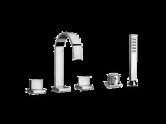Paini bath-shower mixer OVO 109