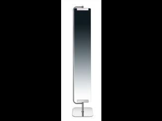 REVERSE K 8013 Revolving mirror with six shelves
