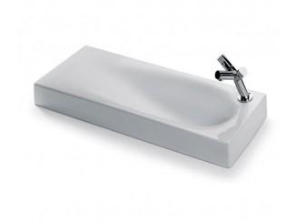 VOILA L 8906 Rectangular washbasin