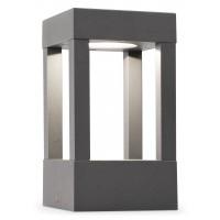 AGRA LED Dark grey beacon lamp