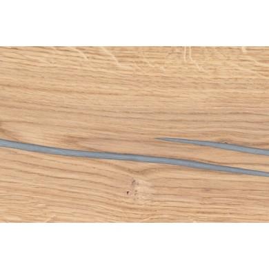 Magic OAK  Wide - Plank Silver