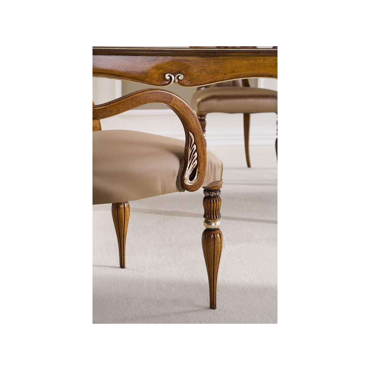 0418A Small Armchair