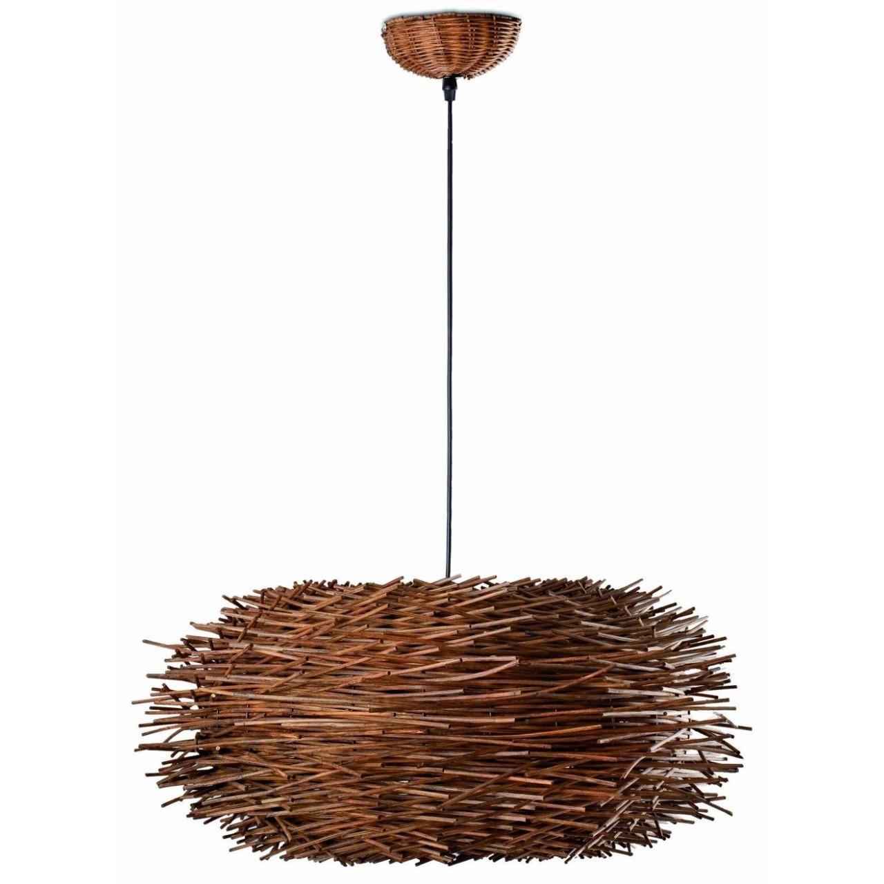 NIDO Brown pendant lamp