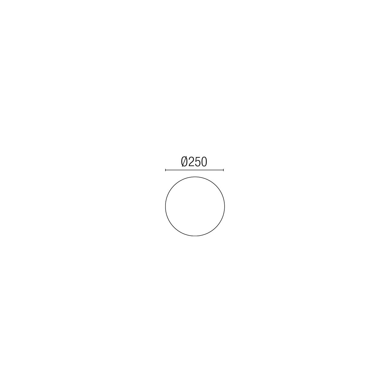 MOON-2 White shade