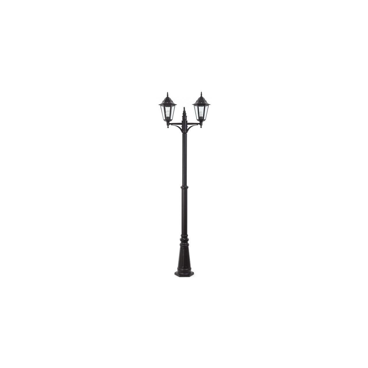 PARIS Black pole lamp