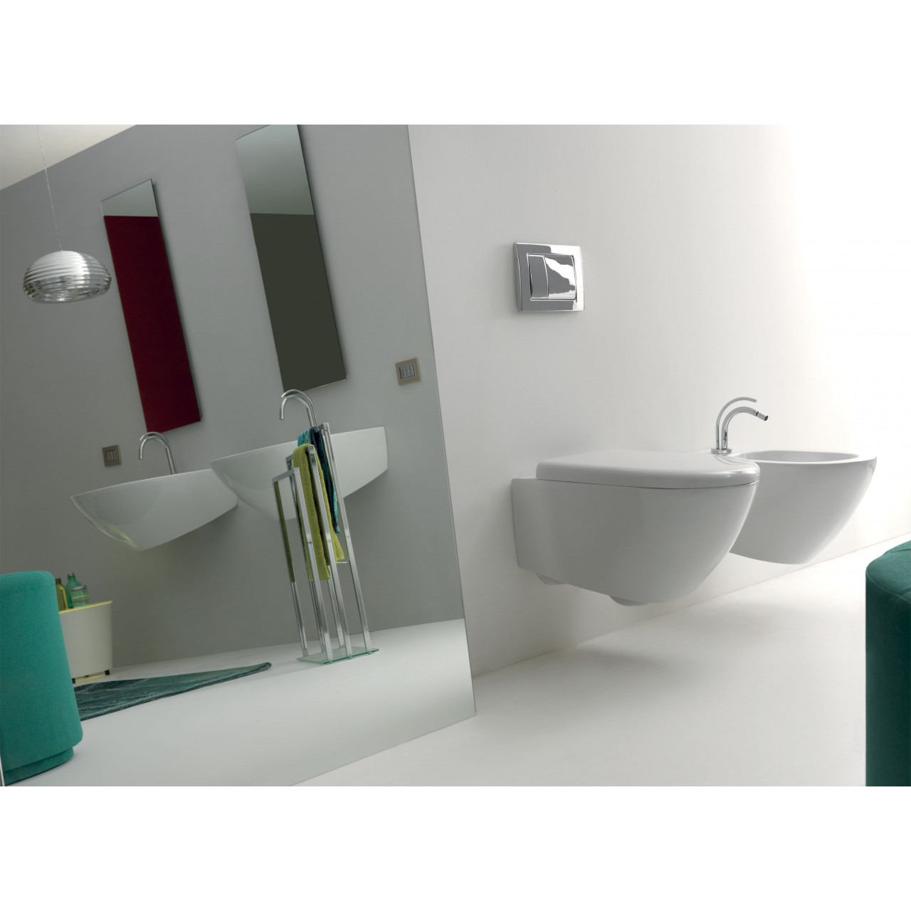 Aquatech - Wall Hung WC