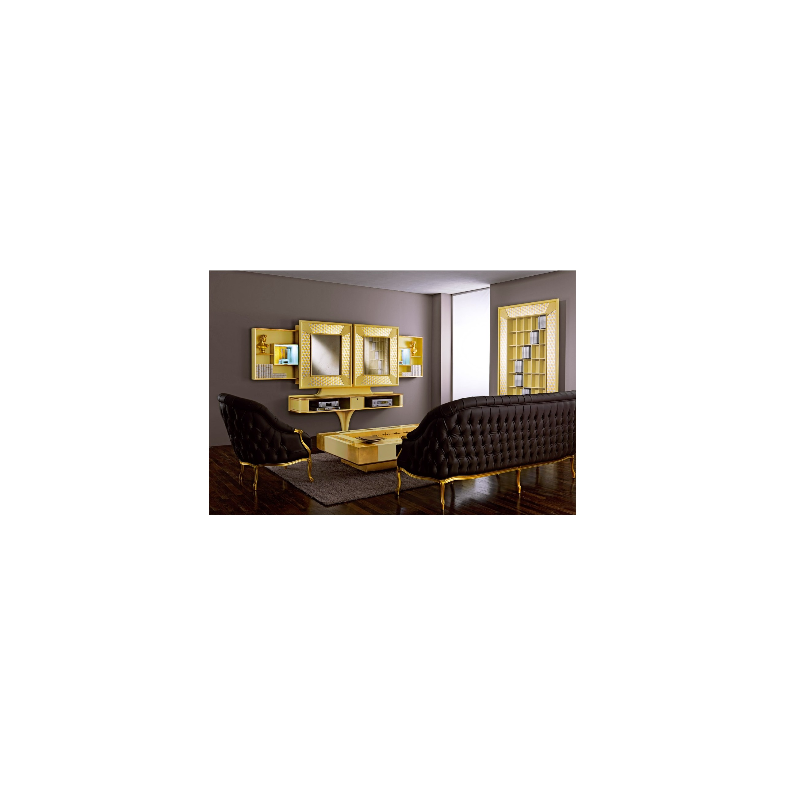 eDezeen Sliding Home Cinema - Pino Vismara - Designers