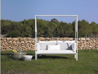 Jian - Hooded Sofa