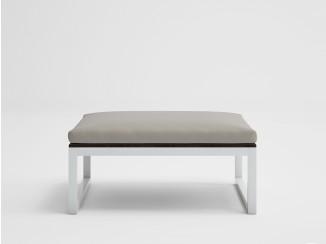 Saler Soft Teak - Modular Pouf