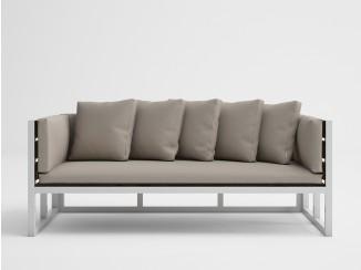 Saler Soft Teak - Sofa