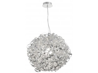 HANS Grey pendant lamp