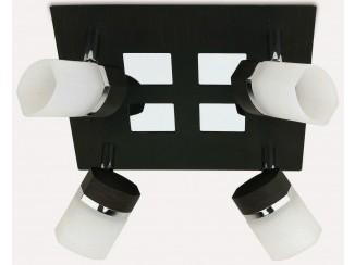 DRACO-9 Wenge ceiling lamp