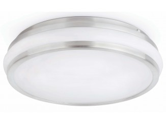 BODEN-1 Grey ceiling lamp