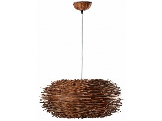 NIDO Brown pendant lamp