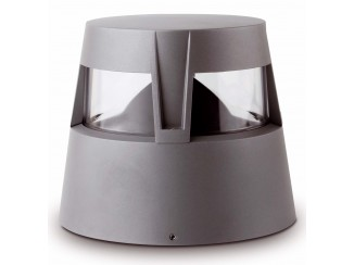 KON Dark grey beacon lamp