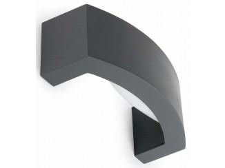 ANCORA Dark grey wall lamp