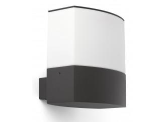 DATNA Dark grey wall lamp