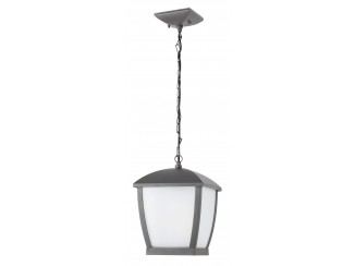 WILMA Dark grey pendant lamp
