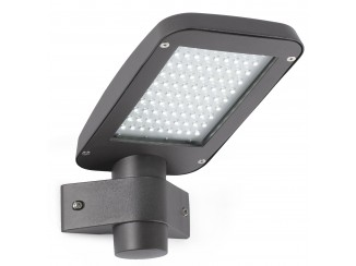 YAK LED Dark Grey / White wall lamp