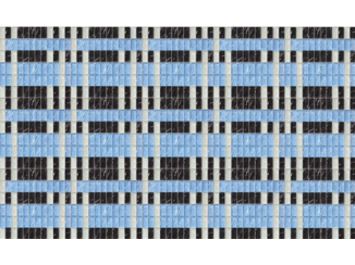 Onde 23 x 48 pattern