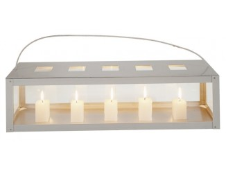 Farol Horizontal Candle Box