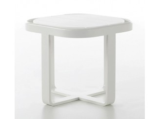 Flat Low Table Round A