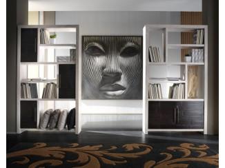 Hotel bookcase