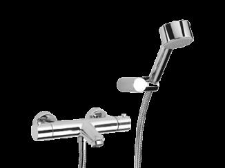 Paini bath-shower mixer COX 105TH