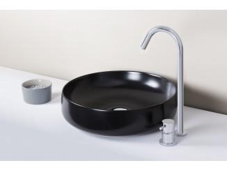 Diametro35Inox - 360 Exposed Single Lever Basin Mixer
