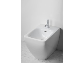 Diametro35Inox - Single Lever Bidet Mixer