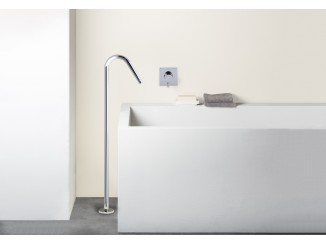 Diametro35 - Bathtub Standing Floor Spout
