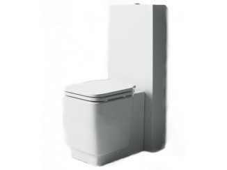 FLOW Close coupled cistern