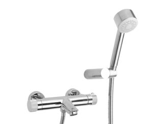 Paini bath-shower mixer FLUXIO 105TH