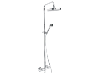 Paini shower mixer FLUXIO 689TH