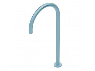 Diametro35Inox - Washbasin Standing Turning Spout 360°