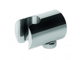 Diametro35Inox - Water Connection With Hand Shower Support
