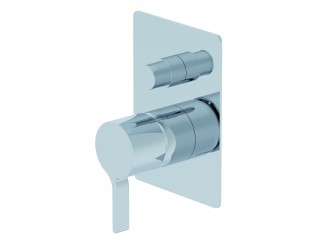 Tie - Built-in Single Lever Bath/Shower Mixer