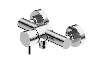 Haptic - Outer Single Lever Shower Mixer