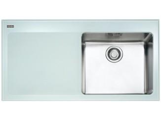 GLASS WHITE KBV 611
